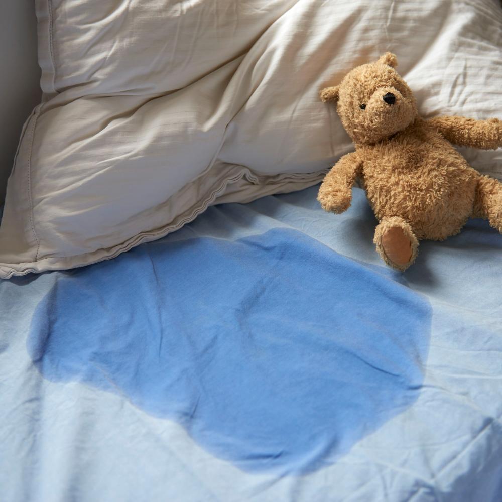 Meu filho ainda faz xixi na cama